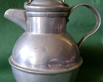 G D Laurens Jersey small milk churn jug.