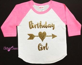 Birthday Girl Shirt, Girl Birthday, Girl Birthday shirt, Birthday shirt, Birthday Gift