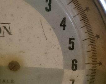 Vintage Hanson Utility Scale Model 1371