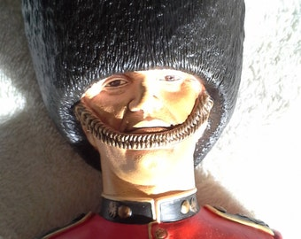 Bossons Guardsman UK Congleton Character Head 1986