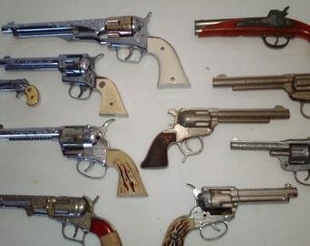1950s Antique Toy Gun Collection