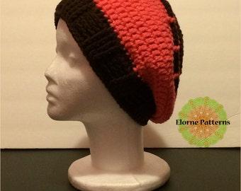 CROCHET PATTERN Crochet Beanie Pattern No.2