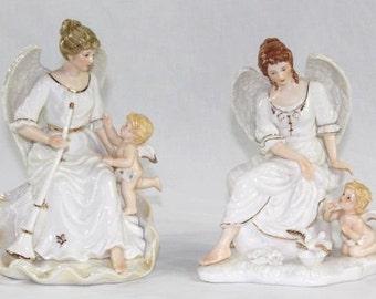 O'Well Porcelain Angels