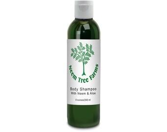 Neem Aloe Body Shampoo & Citrus Splash