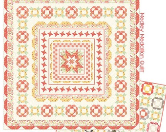 CLEARANCE Medley by Coriander Quilts CQ 108G