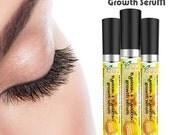 Eyelash Growth Serum Emu Oil Eyelash Serum Lash Growth Hair Growth Lash Serum Eyelash conditioner Long Lashes Eyebrows 1 vile