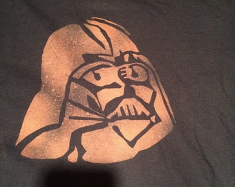 Star Wars Darth Vader + Optional Text