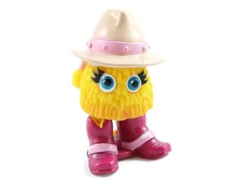 Funny Fry Friends Lil' Darlin' Cowgirl McDonalds Happy Meal Toy