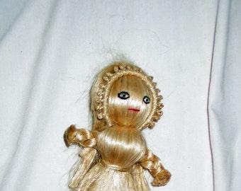 "Bangladesh 8 1/2"" Silky Rope Girl Doll"