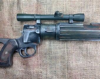 Boba Fett Blaster, EE-3,Star Wars Movie Replica,Cosplay, Licensed prop