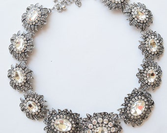 Bridal Necklace, Wedding Necklace Bohemian Style