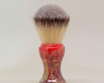 24mm Acrylic Shaving Brush #106