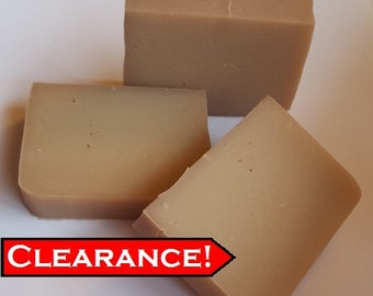 Sale! Autumn Breeze- Handmade Soap with Shea and Cocoa Butter- 3.5 oz. bar