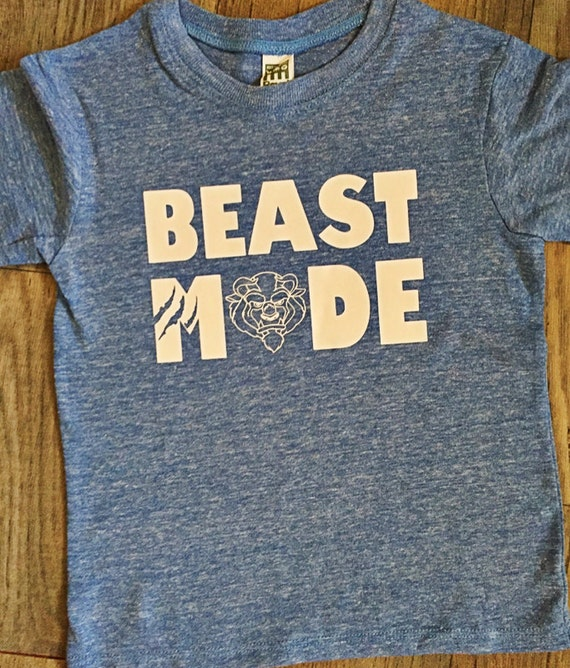 Disney Kids Clothes Beauty And The Beast Beast Mode First