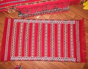 Moroccan carpet kilim L157 l084 H000 D000