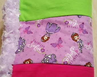 Custom made baby blanket, soft, baby shower gifts