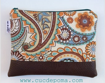 CASE, POUCH with zipper