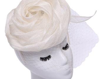 Sinamay Fasinator Headband