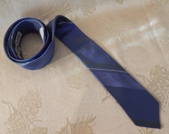 Vintage Men's Tie all Silk made in Italy 1960's