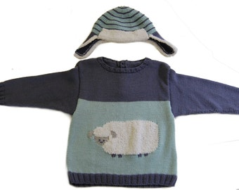 Knitted Baby Set (2 year old)