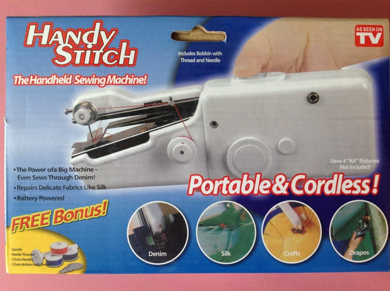 handy stitch sewing machine instructions