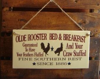 Olde Rooster Bed & Breakfast