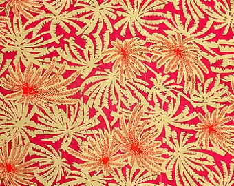 Swiss Floral Cotton Voile