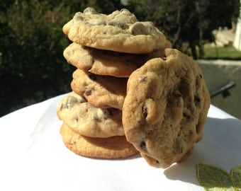 Chocolate Chip Cookies - 14 Fresh Baked Delicious Cookies