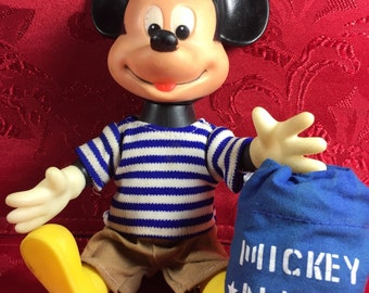 Durham Mickey Mouse Sailer