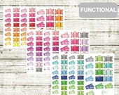 F05 Traveling Stickers, perfect for any Planner