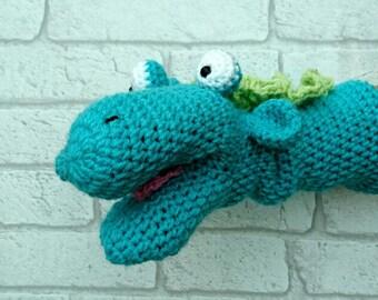 Crochet Horse Hand Puppet - handpuppet