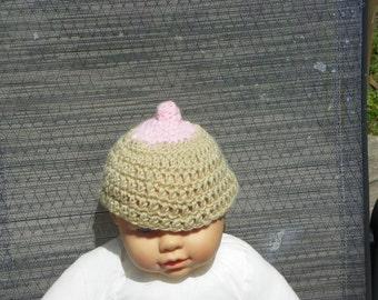 Boob hat, Nursing Cap, Boobie Beanie