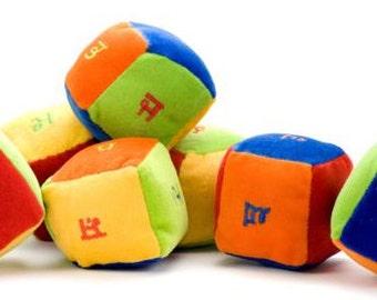 Alphabet Cubes - Punjabi - 40 Characters