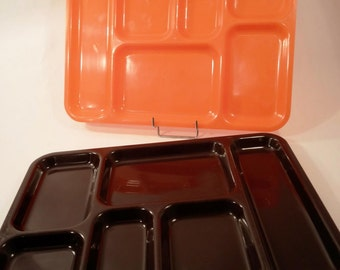 Restaurant vintage trays