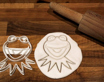 Kermit the Frog Cookie Cutter - 100mm (4 Inches)
