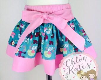 Twirly skirt custom slot