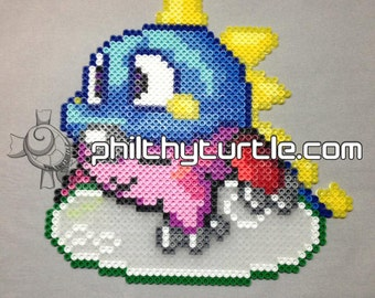 Kirby Bubble Bobble Cross Over