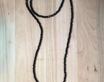 Black Horn Onyx Double Wrap