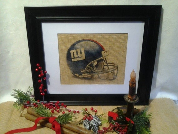 Ny Giants Man Cave Decor : New york giants helmet nfl football sport team by