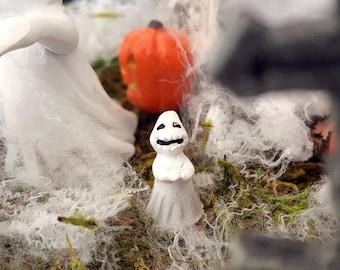 Miniature Teeny Ghost