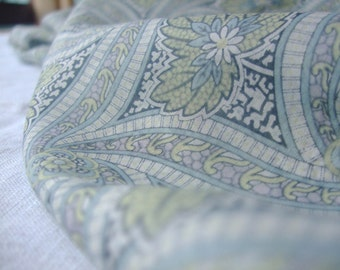 Liberty Silk/Cotton Voile 'Frank Campbell'