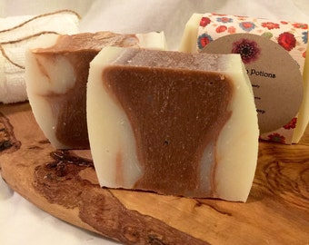 Morracan Red Clay Soap