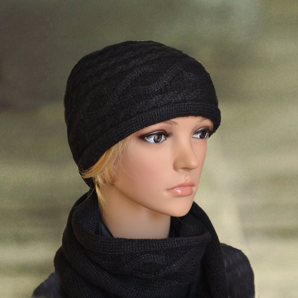 winter black hats womens winter hats small wool beanie