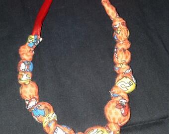 teething/ nursing necklace