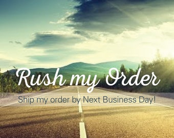 Guaranteed to ship by NEXT business day!