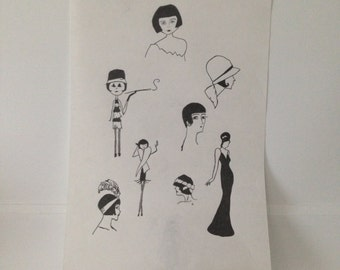 Little Flappers