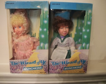 Lady Munchkins from Wizard of Oz, 1992
