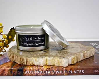 Soy Candle Travel Tin