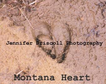 Notecard - Montana Heart