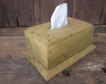 French Country Tissue Box